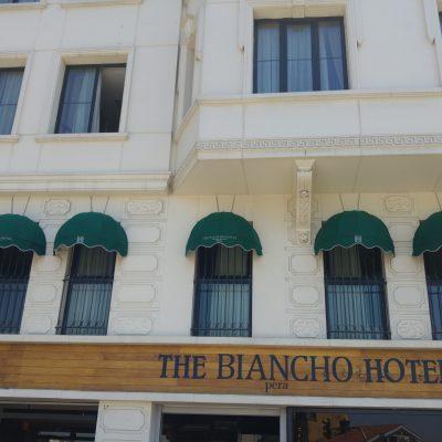 The Biancho Hotel Beyoğlu